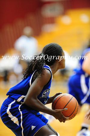 St Agnes Basketball - Dragon Fire 2011