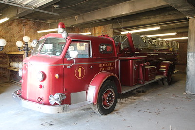 Blackwell Fire Department