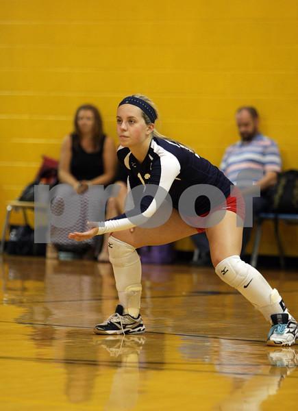 090915 - Stevenson H.S. Volleyball