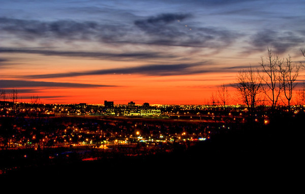 March 10 - sunrise