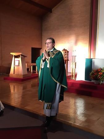 2016.11.13 Teaching Mass