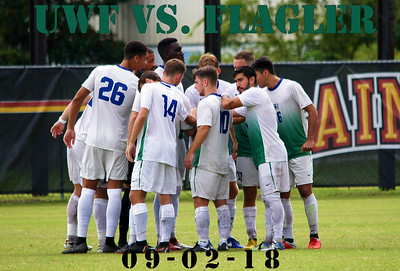UNIVERSITY OF WEST FL VS. FLAGLER 09-02-18