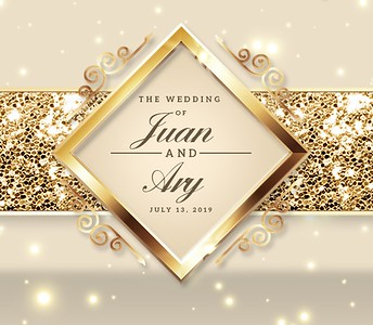 Juan & Ary's Wedding!