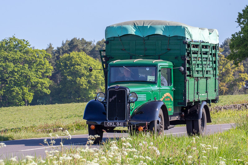 1936 Bedford WLG