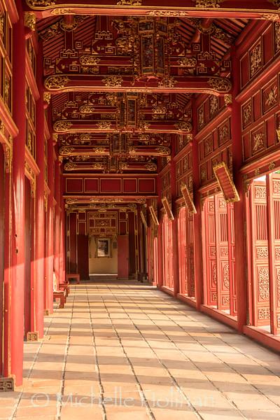 Imperial Palace, Hue, Vietnam