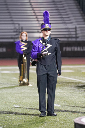 Queen Creek High School Marching Band Oct 24, 2020