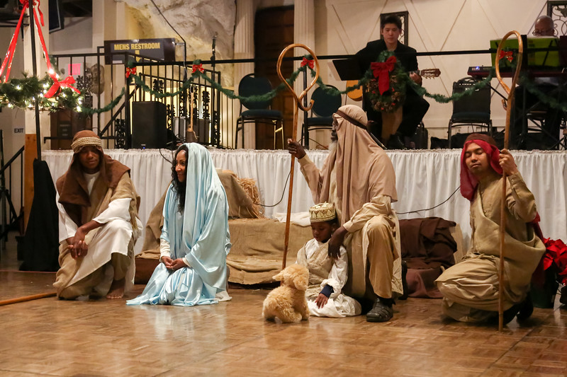 Christmas 2017 Nativity Play