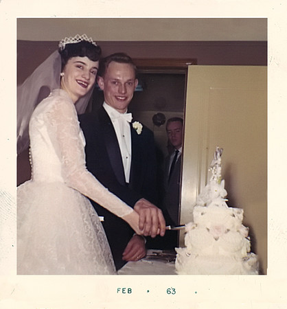Ed and Joannes' Wedding, 1958  #2.jpg