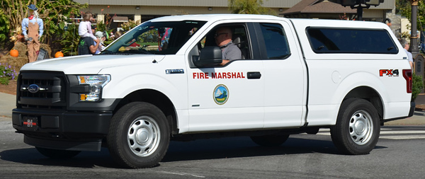 Buncombe County Fire Marshals Office
