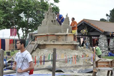 The Travel Channel's Sand Castle 23 April 2011