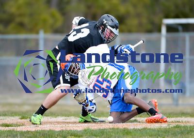 Delmar J.V. Lacrosse vs Sussex Tech