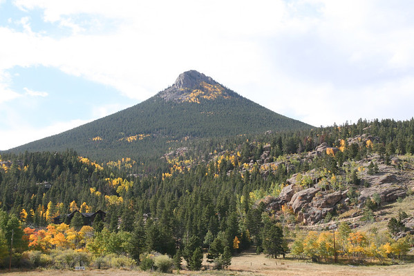2008 Fall Colors - Peak to Peak Highway