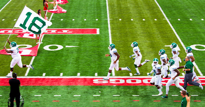 And here comes Tulane!