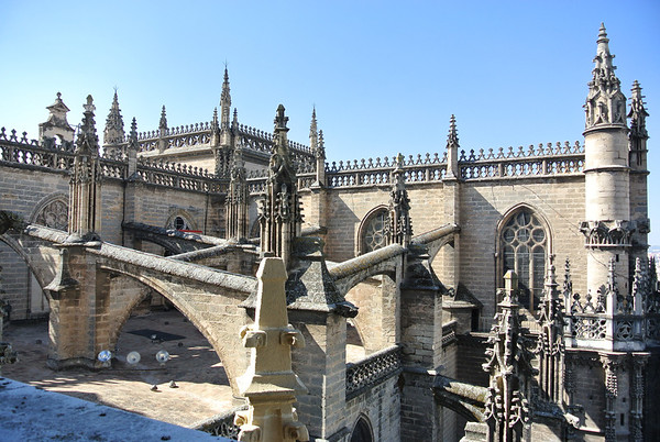 Cathedral of Seville 10/17/12