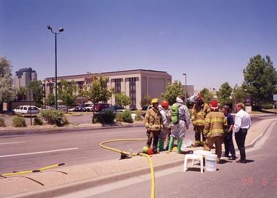 Haz-Mat Spill June 25, 1998
