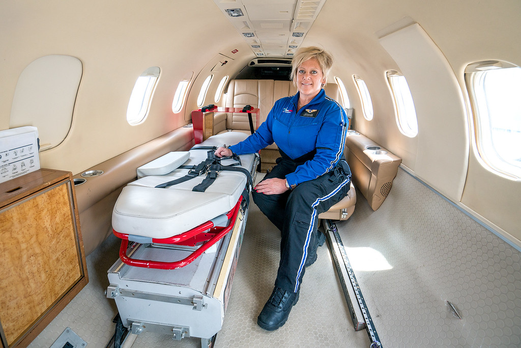 Medical Evacuation Jet
