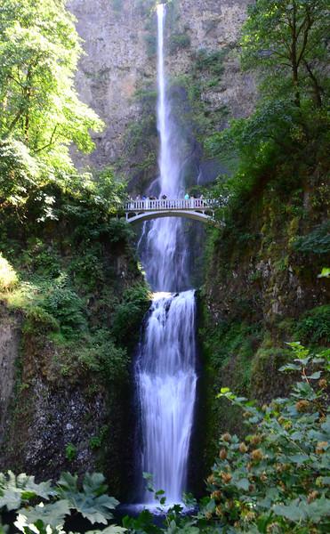 Multnomah Falls - Portland Oregon