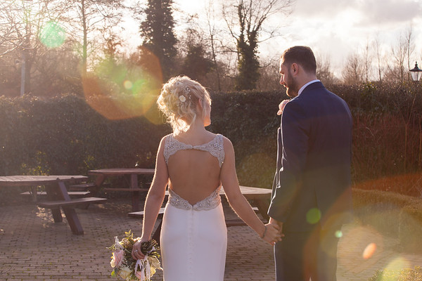 Jordan & Dave's Wedding in Hertfordshire