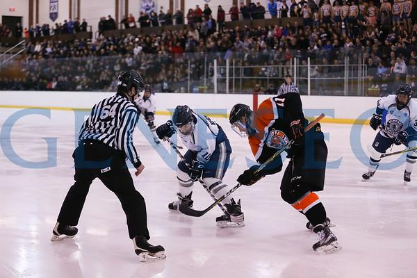 (SUNYAC Semi-Finals) Ice Hockey vs. Buffalo State