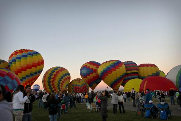 Albuquerque Balloon Fiesta, 2010