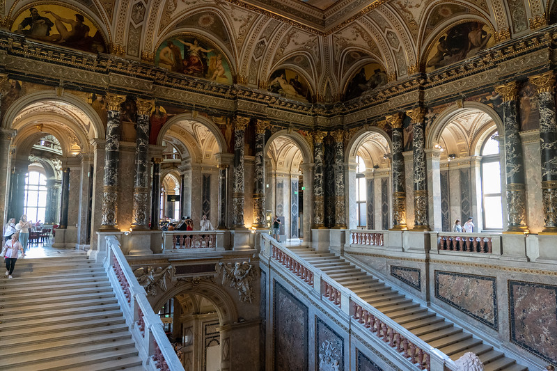 Museum of Fine Arts in Vienna