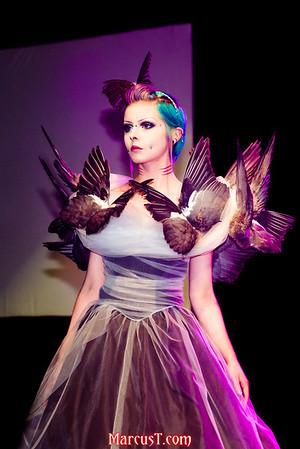 20121103 - Torture Garden Halloween Mass - Roadkill Couture Fashion Show