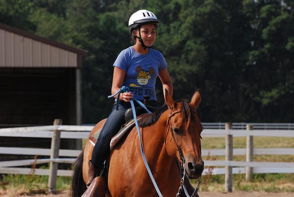 Monday Equestrian