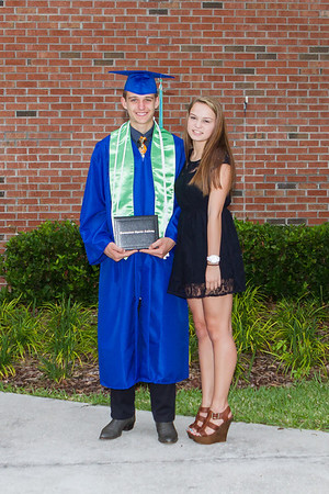 Joshua CCA Graduation - 2014