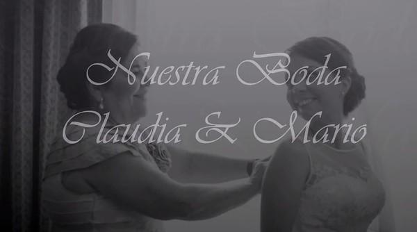 Boda Claudia & Mario