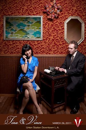 Tina & Vince 20110326