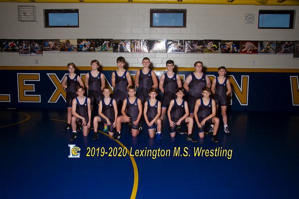2019-2020 MS Wrestling