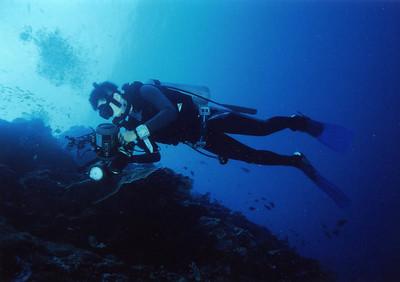 Underwater Sipadan