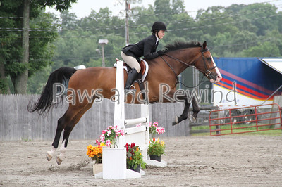 Ring II: 3' Equitation Classes (moved from Ring I)