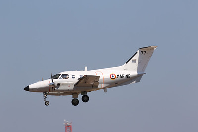 EMB-121AN Xingu (France)
