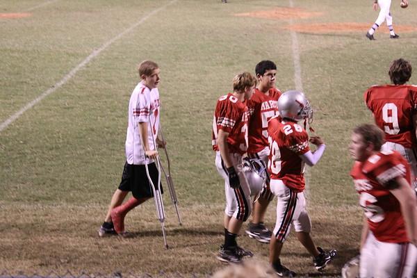 Freshmen Red vs LHS