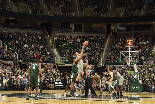 Oakland Men's Basketball vs MSU