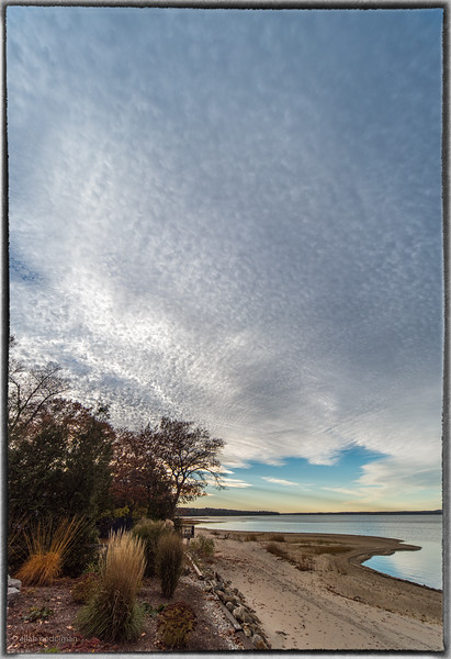 Interesting Clouds in Constance Bay