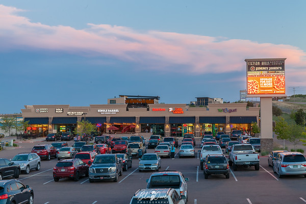 Stetson Hills Shopping Center