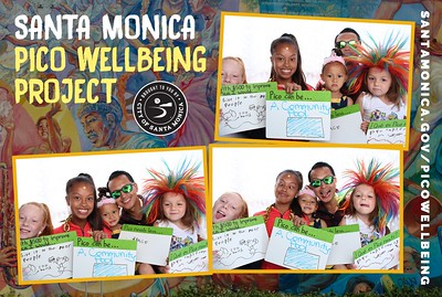Santa Monica - Pico Wellbeing Project