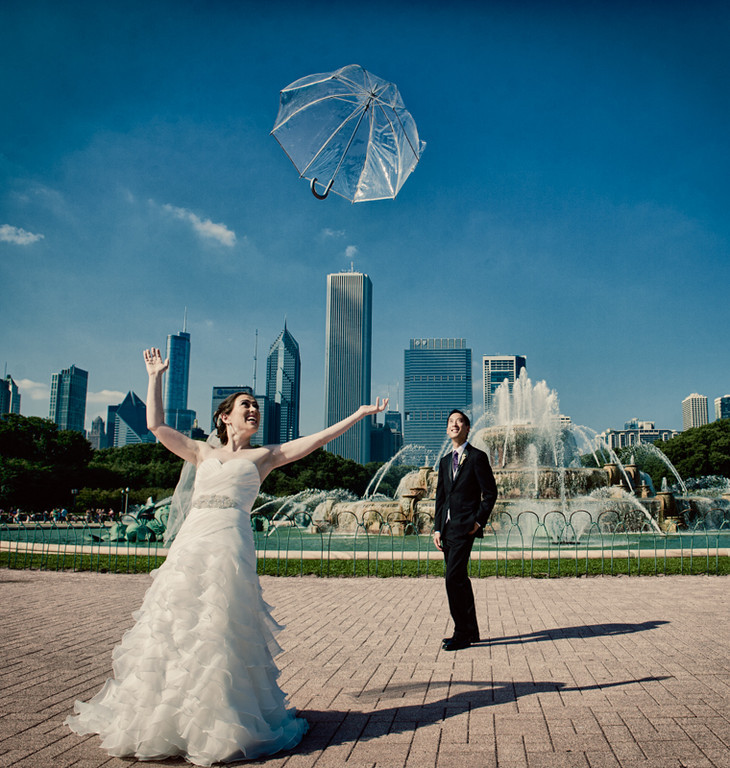 Chicago Wedding - Katya and Frank