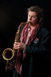 D. Elaine Alt of the Jazz ensemble Alt Tal Jazz Combustion
