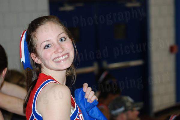 Cheerleaders/Dancers Dec 11, 2008