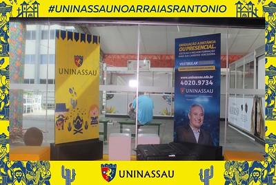 #UNINASSAUNOARRAIASRANTONIO