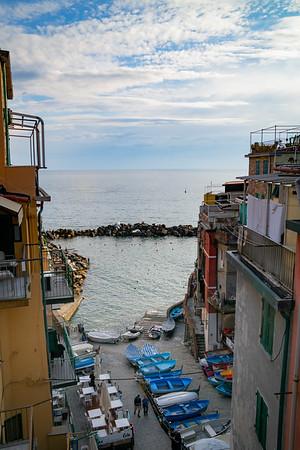Italy Day 12: Cinque Terre - Riomaggiore