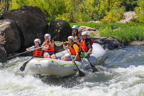 River City Adventures 8-16-15 Morning Trip