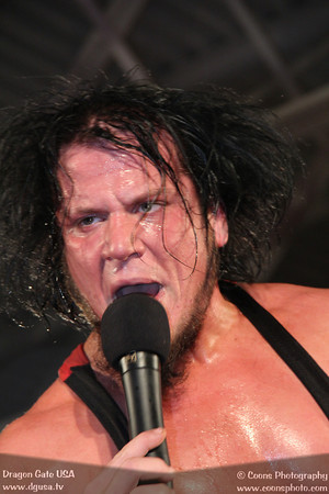 DGUSA 11/3/12 - Sami Callihan vs El Generico