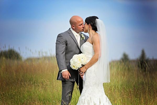 Elise & Tony Wedding