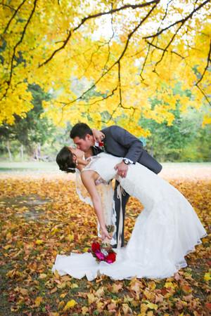 Tori + Matt = Married!