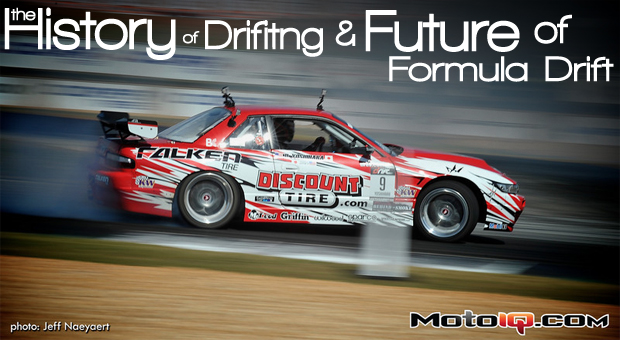 The history of drifting