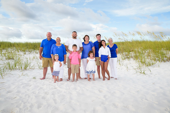 Rodrigue Family